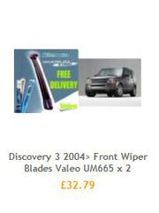 Buy the best wiper blades only at Speeding.co.uk