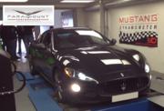 Remap and Re-tune your Maserati Gran Turismo