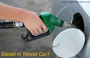 Wrong Fuel in your car