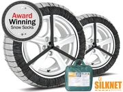 Buy Snow Chains and Socks to make your Vehicle Anti Slip!