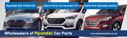 100% genuine OEM quality Hyundai Car Parts and Accessories