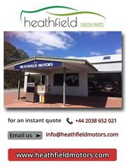 Buy second hand auto parts online