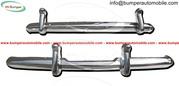 Rolls-royce S1S2 bumper by stainless steel