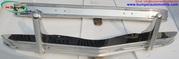 Citroen 2CV bumper by stainless steel